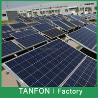 10KW Solar Panel System, Home Solar System / 6KW 8KW 10KW Solar Electrical Power System Projects From China