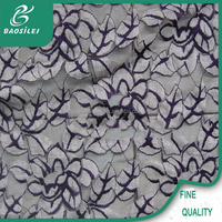 Top sale nigeria lace fabric for the lace mold and the lace applications for the young people