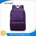 Fashion Business Travel College Waterproof Nylon Backpack School Bag pack