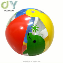 Custom/wholesale Colorful PVC Toy Inflatable Ball - Four Color