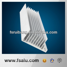 electronic product heatsink aluminium extrusions