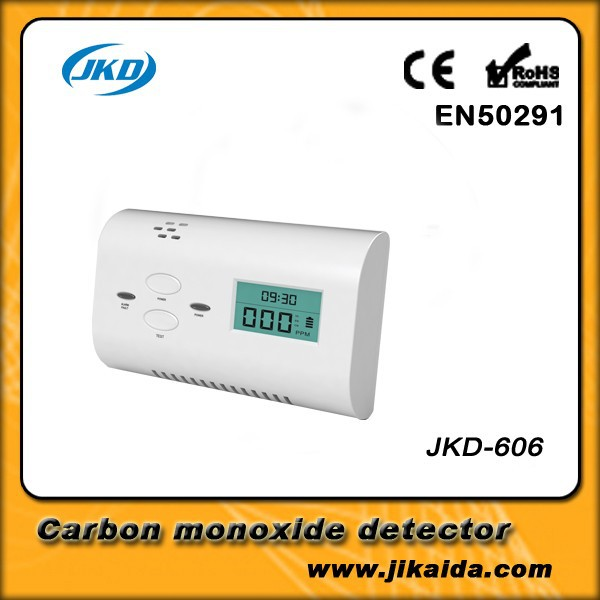 2014 hot sale voice smoke and carbon monoxide detector new system