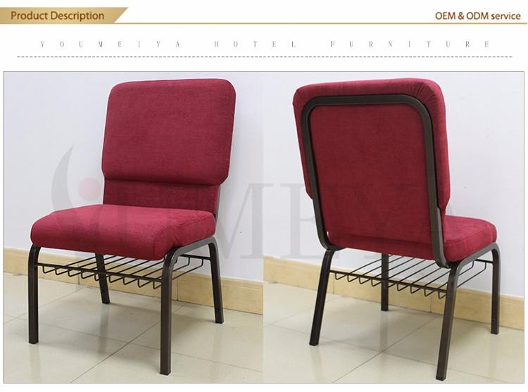 Custom Cheap Stacking Church Chair Used Stacking Church