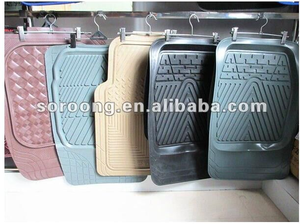 High quality eco-friendly material 3d nbr car mats,car accessories pvc mat