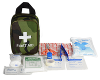 Wholesale Travel Car First Aid Kit medical equipment,Military emergency Kit,Sport Mini trauma Kit