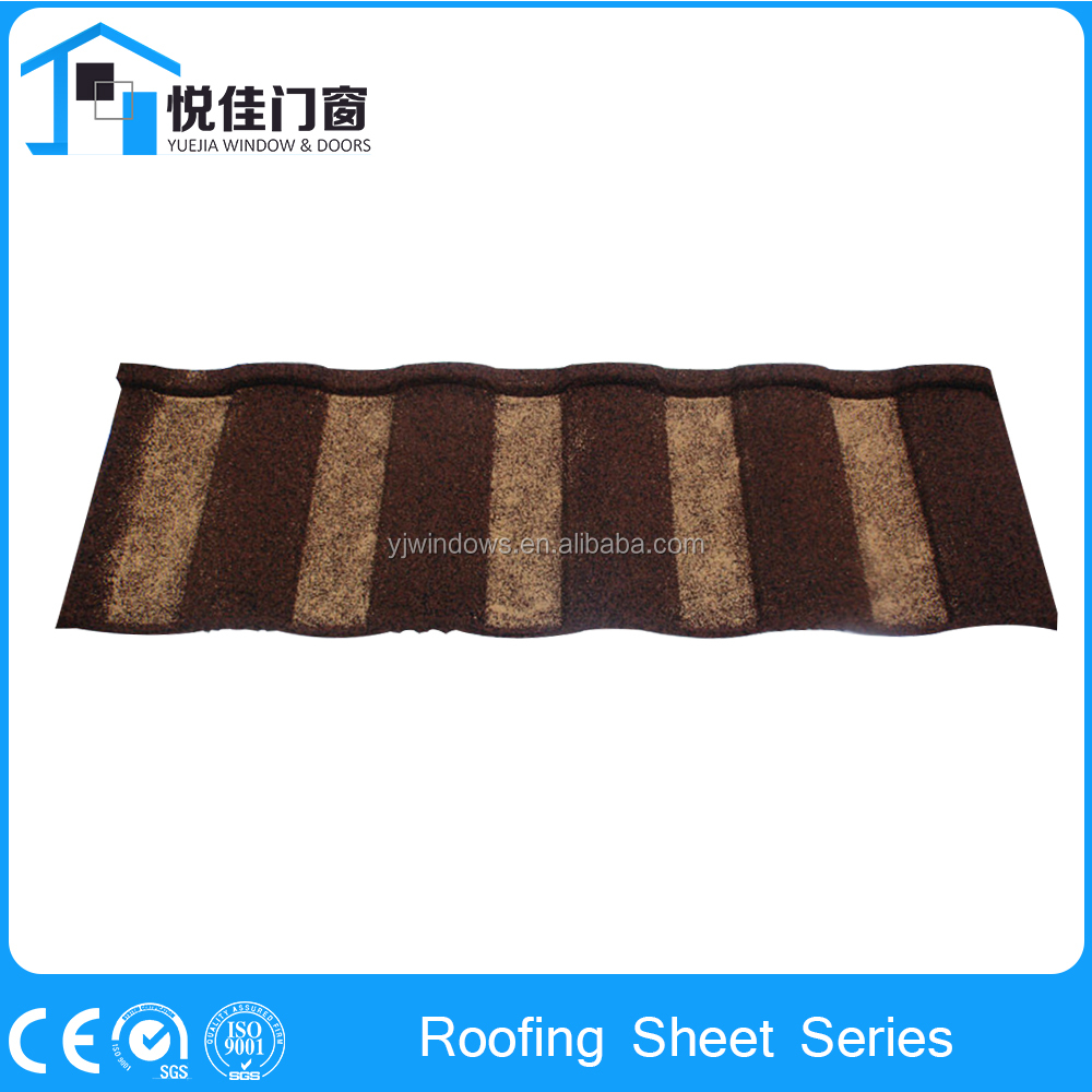 Colorful clay roof tiles roofing for sale