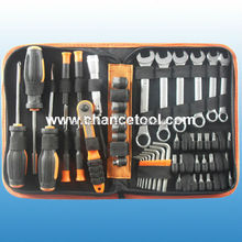 57pcs hand tools kit set TS047