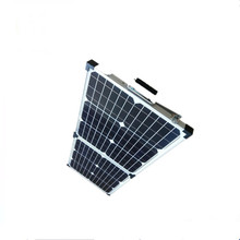 good quality cells 18v 60 watt folding solar panel stock clearance sale