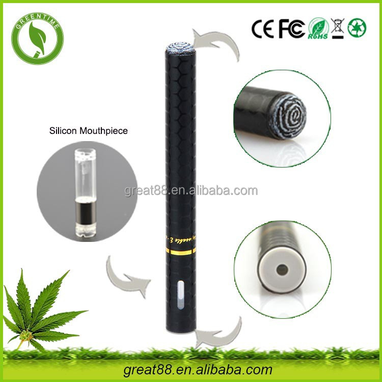 Greentime e cigarette vape Y85 for CBD/Hemp oil/co2