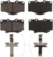 Brake Pads For Nissan Tiida
