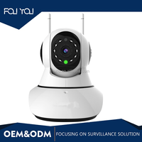 Jovision cool MIC & speaker PTZ Baby Monitor high quality security wireless IP camera System