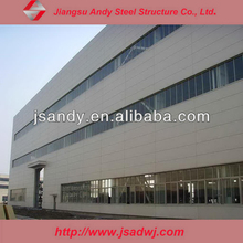 Light Weight Steel Structure warehouse Steel Frame Building