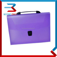 A4 A5 FC pp file box with handle