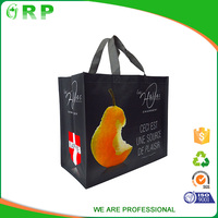 ISO/BSCI New produce layered packaging easy carry wine ice bag