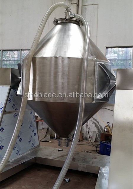 High Effiency three dimensional shaker Indstrial Size mixer