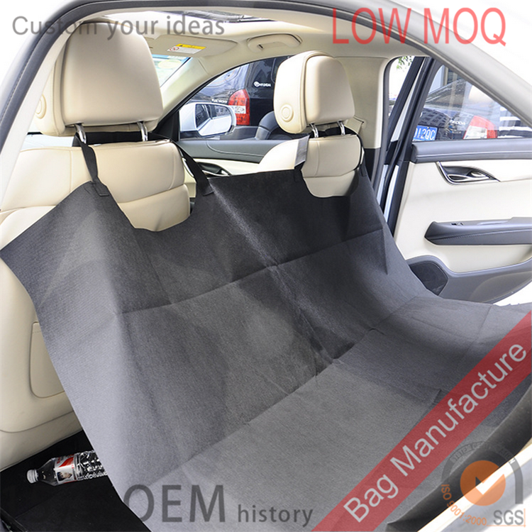 Newest waterproof non-woven car seat cover for pets