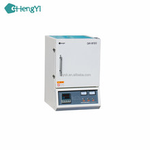 "Laboratory Compact High Temperature Electric Muffle Furnace (4x4x4"",1.0L) up to 1500c with Programmable Controller"
