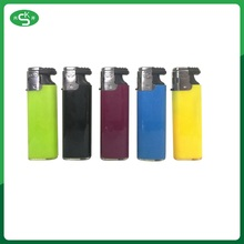 refillable plastic disposable windproof lighter with gas