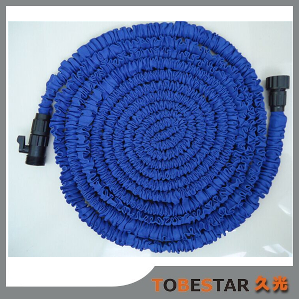 Flexible soft plastic stretch expandable pvc garden water hose AS SEEN ON TV