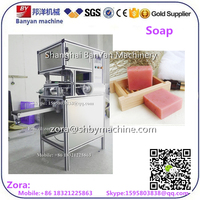 Full automatic beauty Bath washing laundry round Soap film packaging machine