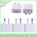 BEST 5v 1a usb wall charger for iphone 6 home charger travel charger for samsung