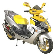 EEC Approved 150cc 4 Stroke Gas Motor Scooter WZMS1503 EEC/EPA