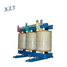 high quality 11kv 0.4kv Mine explosion-proof rectifier type dry electric transformer for mining equipment parts
