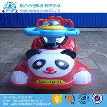 Beautiful cute baby swing car with good price /best quality for children swing car/Wholesale kids swing car 4 wheel foot push