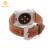 38MM 42MM Crazy Horse Leather Watch Strap For Iwatch