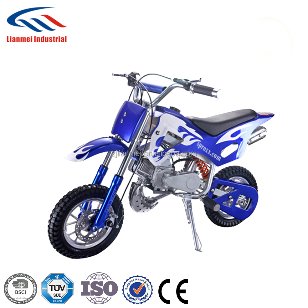 49cc Motorcycle off road two stroke dirt bike LMDB-049B for kids