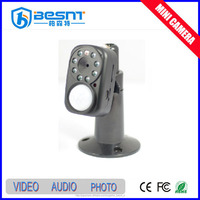 BESNT SD Card night vision 10M GSM MMS Alarm mini dv camera Work while Charging BS-G05C