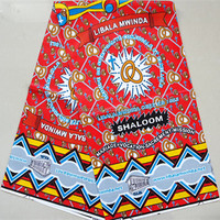 african fabric manufacturer phoenix hitarget 100% cotton prints