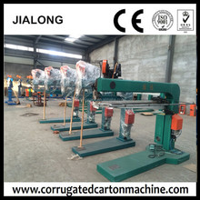in DongGuang HeBei of china corrugated cardboard carton box Stitcher / stitching / stapling / stapler / machine