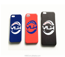 Hot 3D blank sublimation mobilephone cover custom logo cellphone case at low price