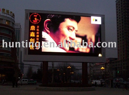 live LED display Outdoor full color