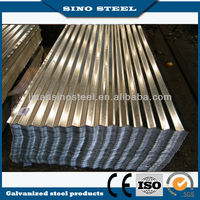 Dx51d AZ100 aluminum zinc coating GL roofing sheet metal roof