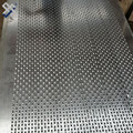 high quality galvanized steel perforated metal sheet