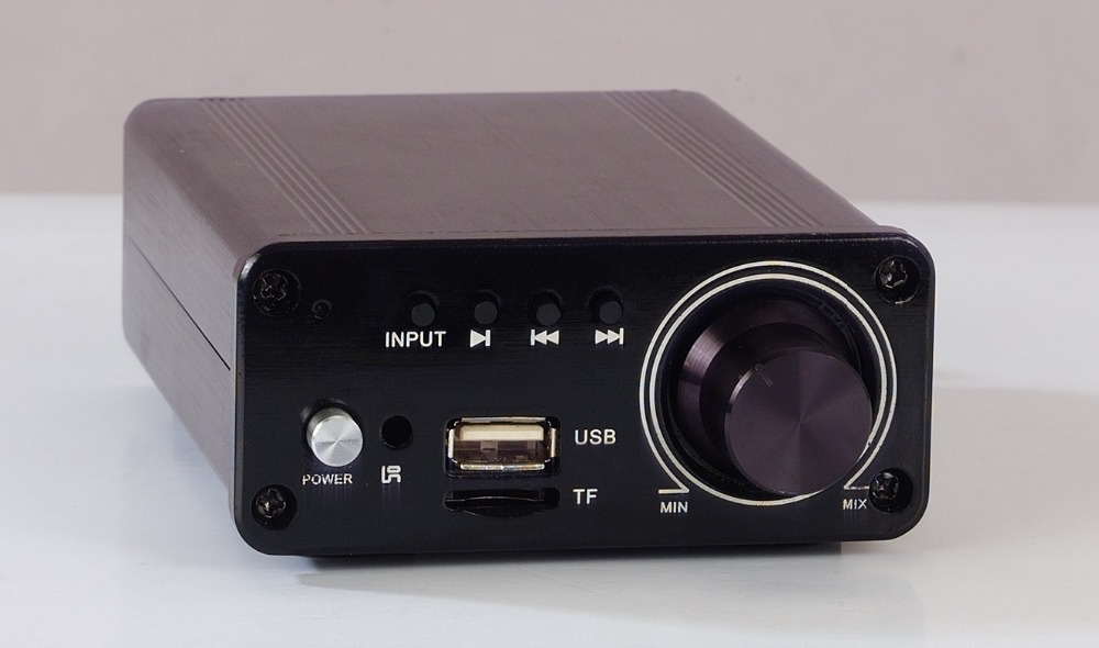 001 2.1 home theater amplifier system
