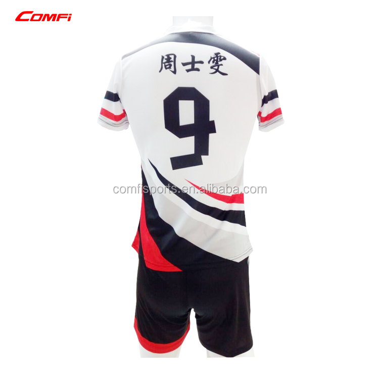 women volleyball jersey sublimated volleyball shirts
