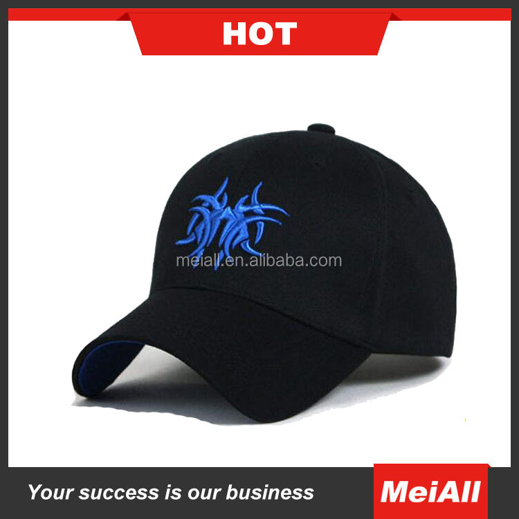 cheap custom oem 100% polyester 6 panel 3d embroidery baseball cap