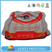 custom nylon football bag for footbal club fans