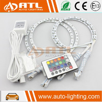 ATL sdm 3528 5050 chip halo ring light special waterproof cover rgb led angel eyes for bmw f30 e90 e92 e93 m3