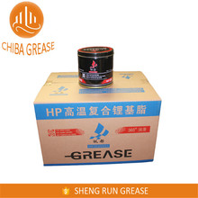 HP Africa Import and export trading company Anti-wear multi-purpose lithiumese Direct Manufacturer cheap 3# lithium grease