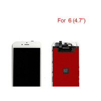 ebay wholesale screen replacement for iphone 6 Lcd Sceen, for iphone 6 lcd display with digitizer