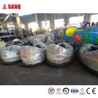 China Outdoor Bumper Car Games Manufacturer