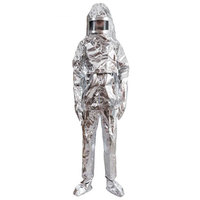 2016 Low Price Wholesale Factory Direct Sale Fire Proof Fire Fighting Suit For Firefighter