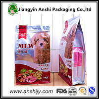 100% Food Grade Mylar foil Herbal Incense ziplock pouch pet dog food packaging bag