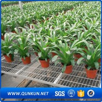 Cheap and high quality Greenhouse Seedbed Frame for Heating System Glass Houses