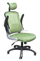 Movable Armrest Mesh Chair Unique Design Office Chair (FOH-E8322-1)