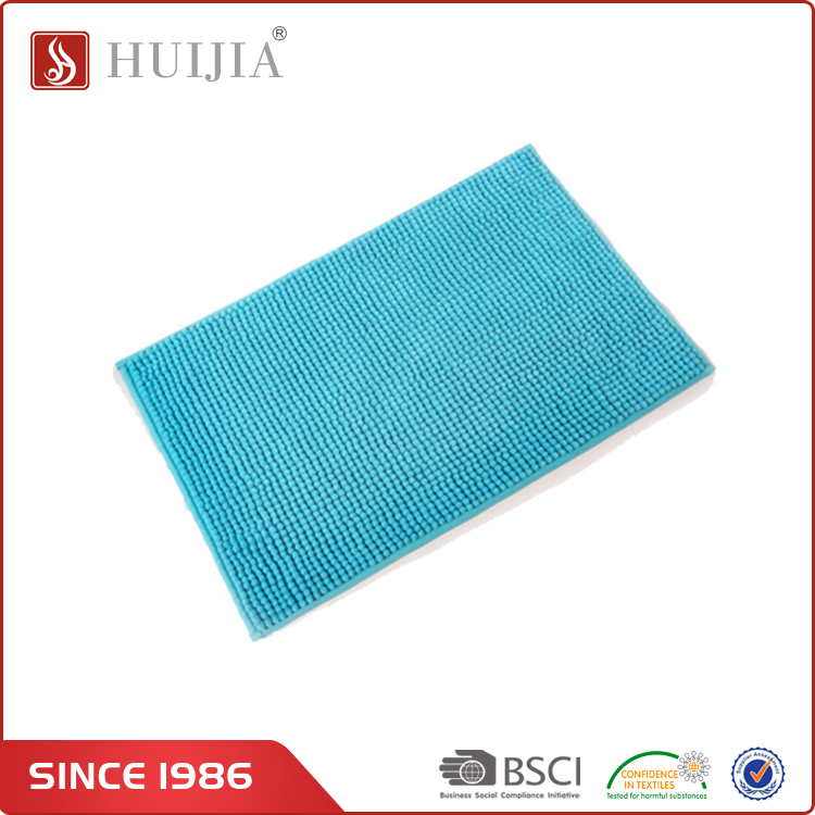 HUIJIA High Quality And Useful Latest Wilton Non-Slip Shower Floor Mats Carpet